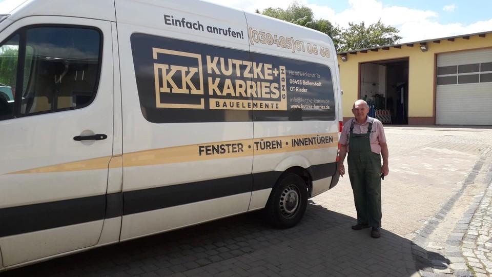 Kutzke Karries Bauelemente Harz Thale